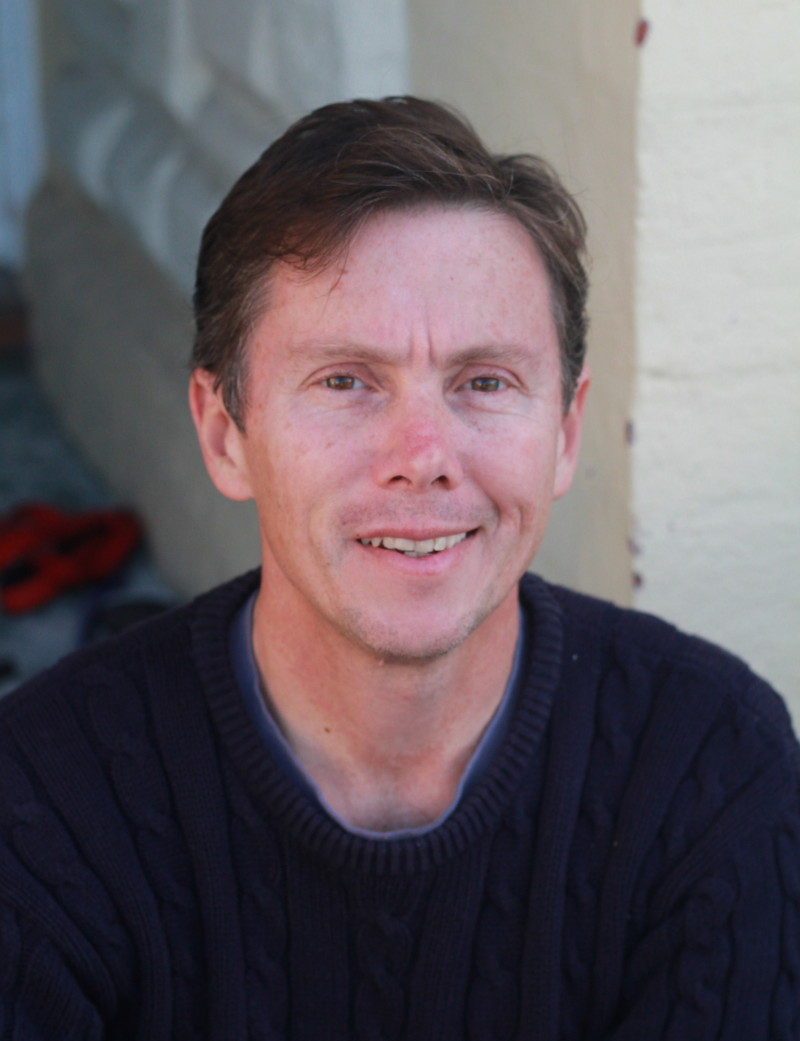 Cameron Raynes, author, writer